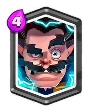 Electro Wizard Clash Royale Wikia Fandom Powered By Wikia