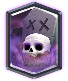 Graveyard Clash Royale Wiki Fandom Powered By Wikia