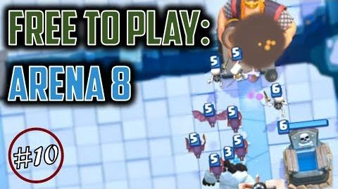 QUESTS MEAN CHESTS Clash Royale Free to Play Series Episode 10