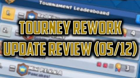 December Update Review Tournament Rework + Star Levels + More!