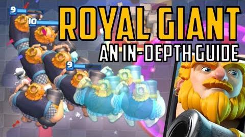 Royal Giant - An In-depth Strategy Guide Clash Royale