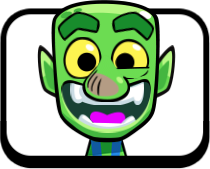 Clash Royale Laughing Goblin