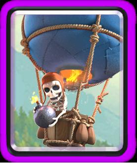 Balloon Clash Royale Wiki Fandom Powered By Wikia
