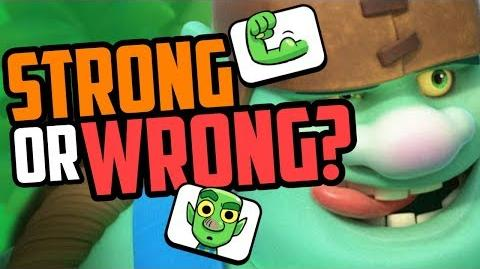 Goblin Giant - Strong Or Wrong? Clash Royale Analysis Guide