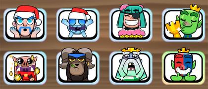 Legendary Emotes Example
