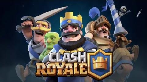 Clash Royale Enter the Arena