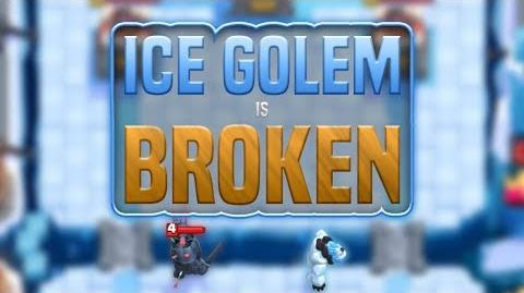 Ice Golem - THE MOST OP CARD!? Clash Royale