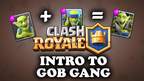 Intro to Goblin Gang - Clash Royale - Using & Countering vs All Cards