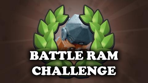 Battle Ram Challenge - Clash Royale - Farm Max Rare?