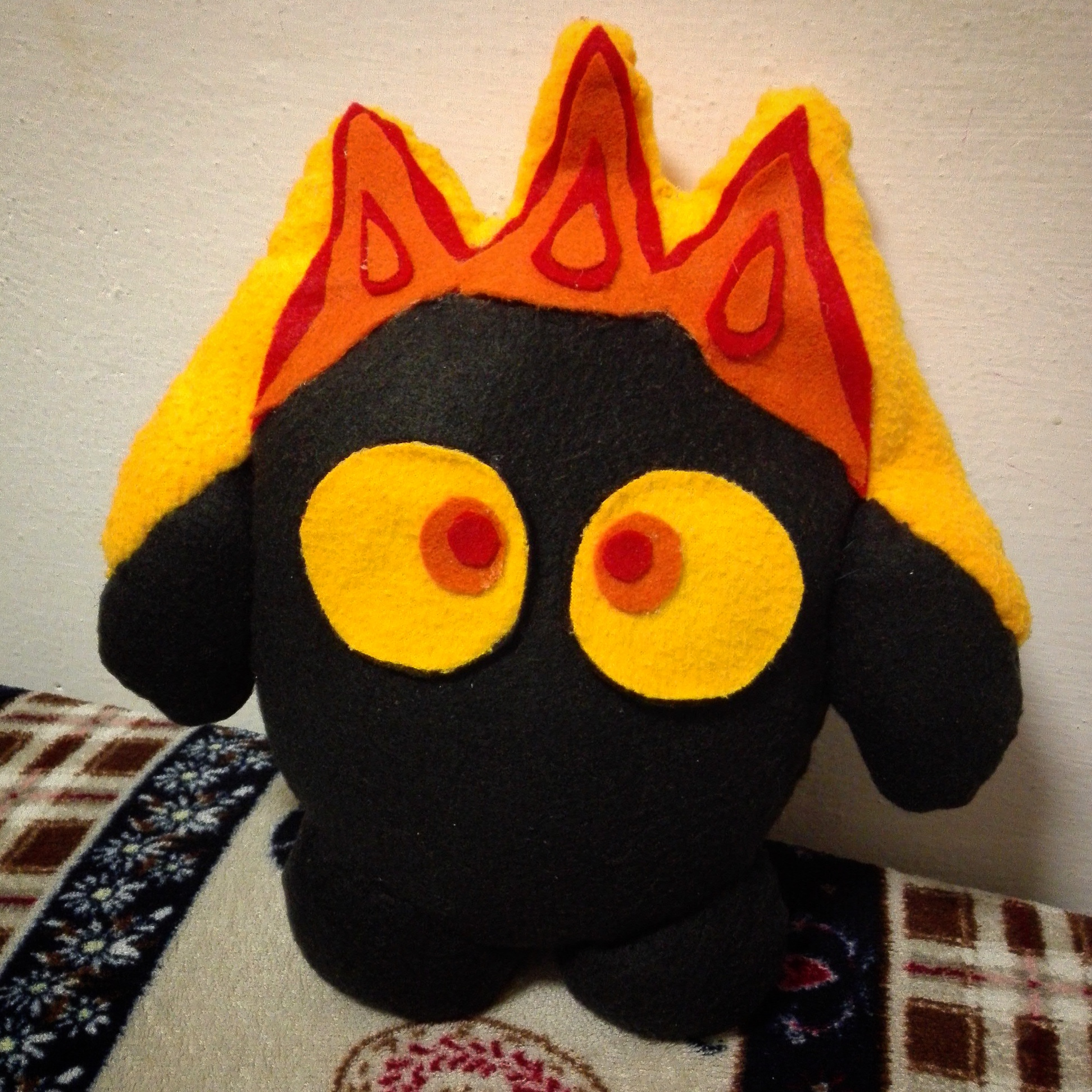 Fire Spirit plushie re >3 | Clash Royale Wiki | FANDOM