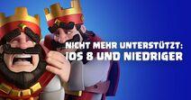Clash Royale iOS 9