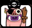 Pirate Hog