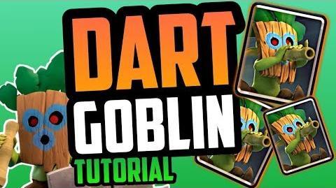 How To Use Dart Goblin Clash Royale