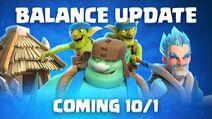 Clash Royale Balance Update Live! (10 1)-0