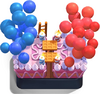 Birthday Battlefield