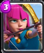 Archers-Card
