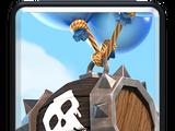 Skeleton Barrel