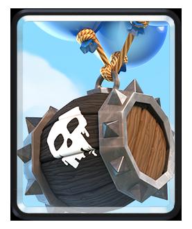 Skeleton Barrel Clash Royale Wiki Fandom Powered By Wikia