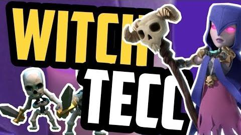 THE NEW MOST BROKEN CARD Clash Royale How to Use Witch