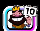 10th Anniversary Supercel King