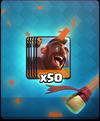 Schweinereiter-Angebot 50 Karten