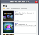 Neues bei Royale