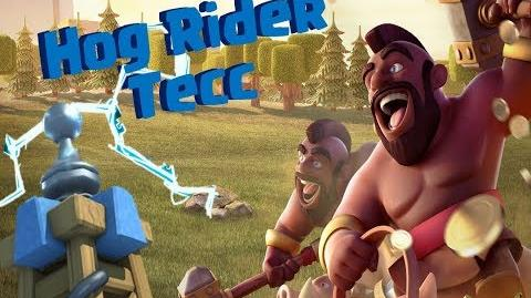 Clash Royale How to Use Hog Rider