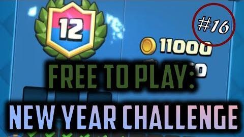 NEW YEAR CHALLENGE = FREE LEGENDARIES! Free to Play Series Episode 16
