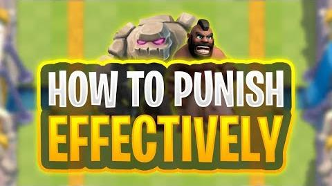 How To Effectively Punish Clash Royale Advanced Strategy