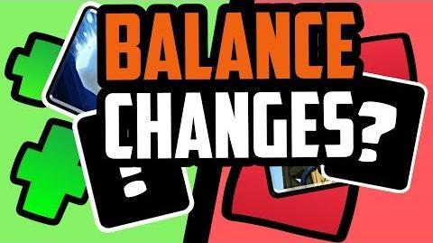 BALANCE CHANGES 06 08 REVIEW CLASH ROYALE