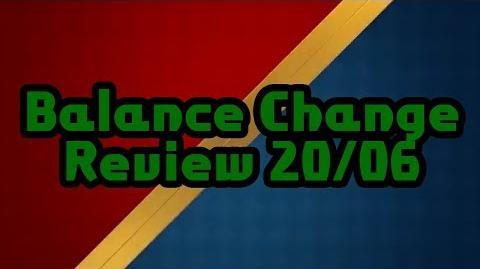 BALANCE CHANGES 20 06 REVIEW CLASH ROYALE