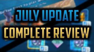 A FULL REVIEW OF THE JULY UPDATE Season Pass, Fisherman Card, and New Gamemodes in Clash Royale!