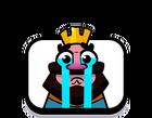 Crying King