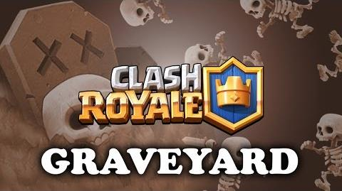 Clash Royale - Graveyard - How to Use & Counter