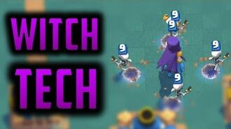How to Use and Counter Witch Clash Royale's Meta is Defined by THIS Card! Here's how to beat it..