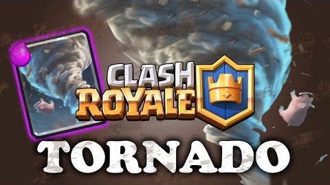 Clash Royale - Tornado - Intro to Using