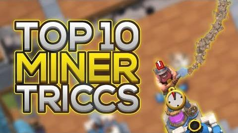 TOP 10 MINER TIPS AND TRICKS l CLASH ROYALE