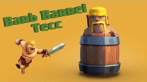 Clash Royale How to Use Barbarian Barrel