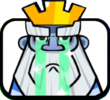 Crying Royale Ghost