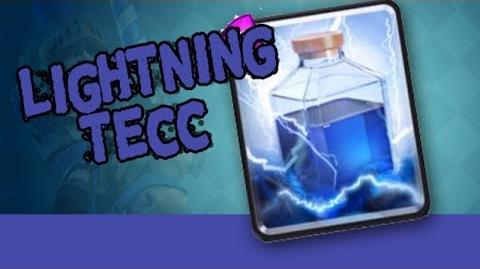 Clash Royale How to Use Lightning