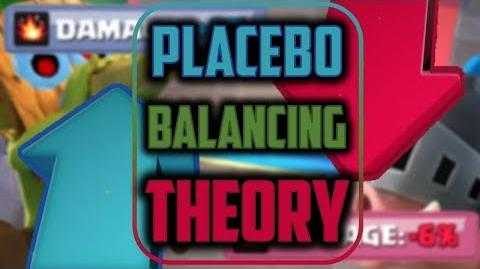 CLASH ROYALE BALANCE CHANGE THEORY PLACEBO BALANCING How the SMALLEST Balances Affect the Meta