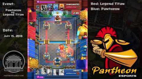 Pantheon vs Legend Titan - Game 6