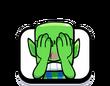 Facepalm Goblin