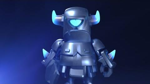 Clash Royale Mini P.E.K.K