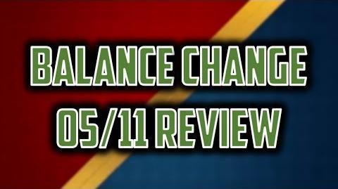 BALANCE CHANGES 11 05 REVIEW CLASH ROYALE