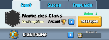 Clan-Chat Claninfos
