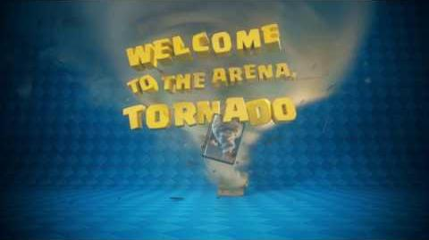 Clash Royale- Welcome to the Arena, Tornado!