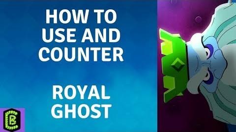 How to Use and Counter Royal Ghost - Clash Royale Card Profile with Advanced Tips