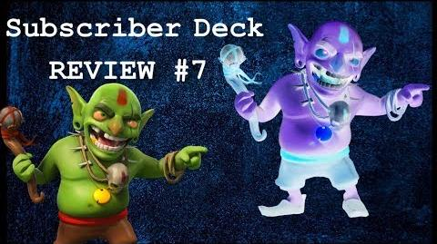 How to get to Legendary Arena Best Royal Giant Deck Clash Royale Arena 7, 8, 9, 10, 11