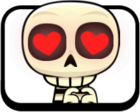 Love Skeleton